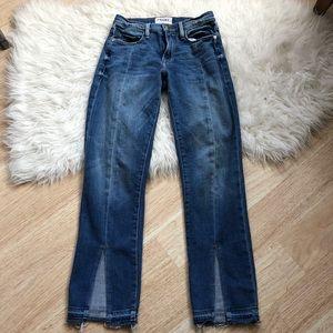 FRAME Le Nouveau Straight Jean